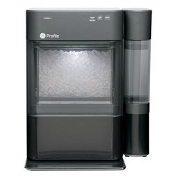 GE Profile Opal 2.0 24-lb. Portable Nugget Ice maker with WiFi, Black Stainless-Steel | Williams-Sonoma