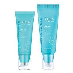 TULA Face Filter Blurring & Moisturizing Primer Duo | QVC