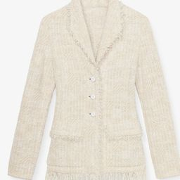 The Porter Jacket—Interweave   MM LaFleur