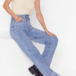 Slit's Now or Never Jeans | NastyGal (US & CA)