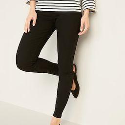 Super Skinny Black Pull-On Jeggings for Women | Old Navy (US)