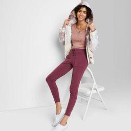 Women's High-Waisted Pocket Leggings - Wild Fable™ | Target