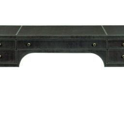 Clarendon Leather Wrapped Desk | Scout & Nimble