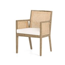Antonia Cane Dining Arm Chair | Scout & Nimble