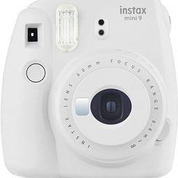Fujifilm Instax Mini 9 Instant Camera, Smokey White   Amazon (US)