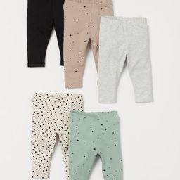 5-pack Leggings | H&M (US)