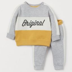 Sweatshirt and Joggers | H&M (US)