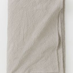 Waffled Cotton Bedspread | H&M (US)