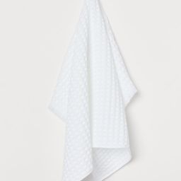 Waffled Hand Towel | H&M (US)