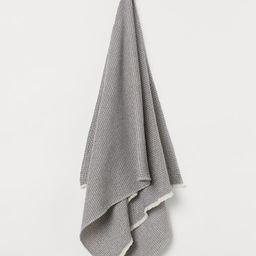 Waffled Bath Towel | H&M (US)