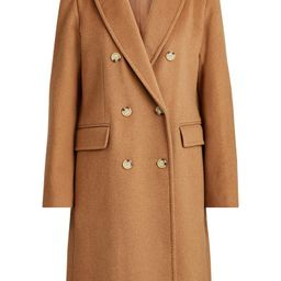 Double Breasted Wool Blend Coat | Nordstrom