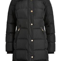 Faux Fur Trim Down Puffer Coat | Nordstrom