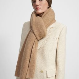 Oversized Scarf in Cashmere | Theory