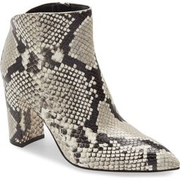 Unno Pointed Toe Bootie | Nordstrom