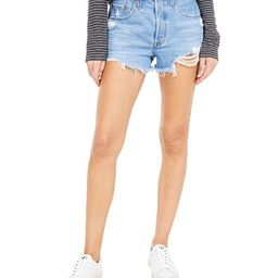 Levi's® Womens 501® High-Rise Shorts | Zappos
