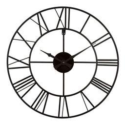 La Crosse Clock 404-3451 20-Inch Metal Tower Quartz Wall Clock | Walmart (US)
