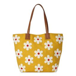 Time and Tru Woven Tote | Walmart (US)