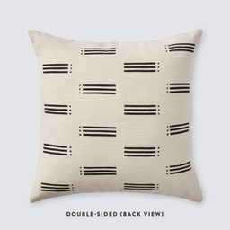 Soleil Mud Cloth Pillow | The Citizenry