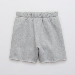 Aerie Fleece-Of-Mind High Waisted Short   American Eagle Outfitters (US & CA)