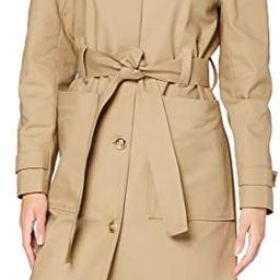 Amazon Brand - find. Women's Trench Belted Coat   Amazon (UK)