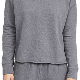 EcoKnit Recycled Fleece Sweatshirt   Shopbop