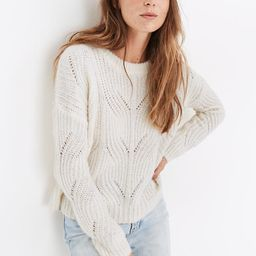 Charley Pullover Sweater   Madewell