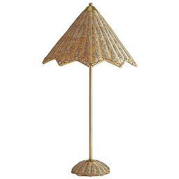 Parasol Table Lamp   by Celerie Kemble for Arteriors | Lumens
