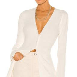 Lux Ribbed Cardigan | Revolve Clothing (Global)