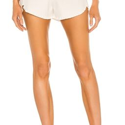 Lux Ribbed Shorts | Revolve Clothing (Global)