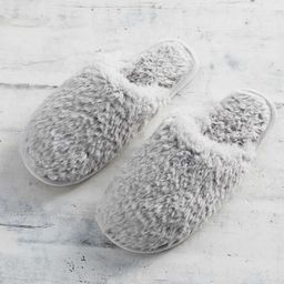 Teddy Bear Slippers | Pottery Barn (US)