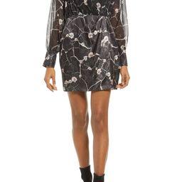 ALLSAINTS Limina Hope Floral Long Sleeve Dress   Nordstrom   Nordstrom