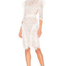 Bronx and Banco Medeleine Dress in White from Revolve.com   Revolve Clothing (Global)