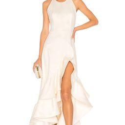 Bronx and Banco Paros Gown in White from Revolve.com   Revolve Clothing (Global)