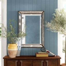 Perrytown Traditional Beveled Accent Mirror   Wayfair North America