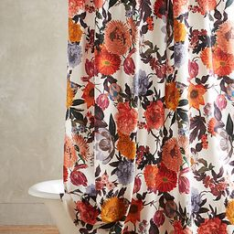 Agneta Shower Curtain By Anthropologie in Assorted | Anthropologie (US)