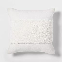 """18""""x18"""" Square Modern Tufted Throw Pillow - Project 62™   Target"""