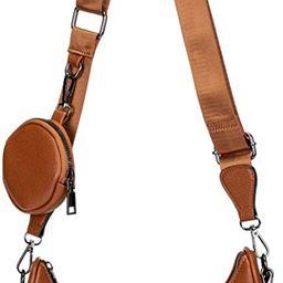 Crossbody Hobo Handbags for Women, Multipurpose Soft Shoulder Bag with Small Coin Purse   Amazon (US)