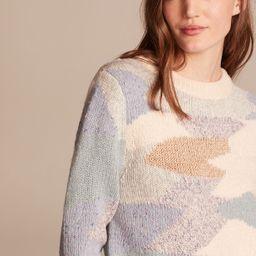 Fluffy Aire Pullover | Rebecca Taylor