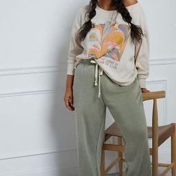 Catrina Thermal Waffle Top | Anthropologie (US)
