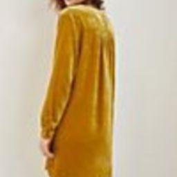 Melody Velvet Tunic Dress | Anthropologie (US)