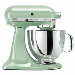 Details about  KitchenAid stand mixer RRK150PT Artisan Tilt Pistachio Green All Metal   eBay US