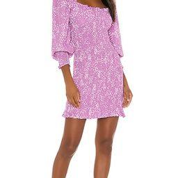 Gombardy Mini Dress | Revolve Clothing (Global)
