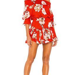 X REVOLVE Darla Dress | Revolve Clothing (Global)