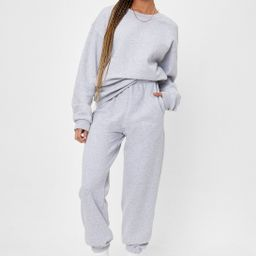 Missed You Cropped Sweatshirt and Jogger Set | NastyGal (US & CA)