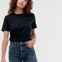 Selected Femme my perfect tee in black   ASOS (Global)