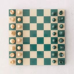 PRINTWORKS Chess Set | Urban Outfitters (US and RoW)