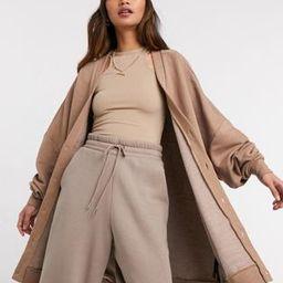 ASOS 4505 oversized cardigan in jersey | ASOS (Global)