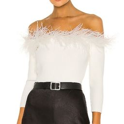 Feather Top   Revolve Clothing (Global)
