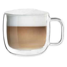 Zwilling J.A. Henckels Sorrento Plus Cappuccino Mugs (Set of 2) | Bed Bath & Beyond | Bed Bath & Beyond