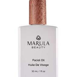Marula Beauty Organic Facial Oil – Helps Hydrate, Firm, and Reduce Appearance of Fine Lines and... | Amazon (US)